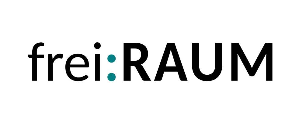 Das Logo des frei:RAUM e.V. Siegen